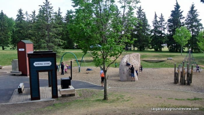 William Hawrelak Park Playground - Awesome Edmonton Playgrounds - South of the River