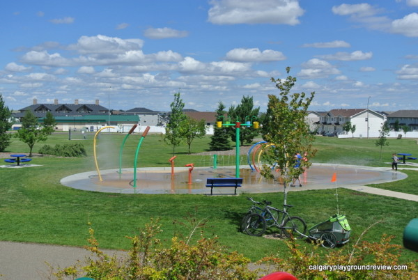 Medicine Hat Playgrounds, Parks and Spray Parks - Saamis Rotary Playground - Medicine Hat Playground