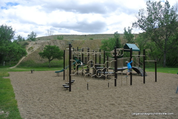 Medicine Hat Playgrounds, Parks and Spray Parks - Kin Coulee - Medicine Hat