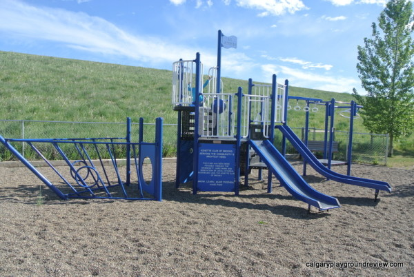 Medicine Hat Playgrounds, Parks and Spray Parks - Brooks Aqueduct Playground