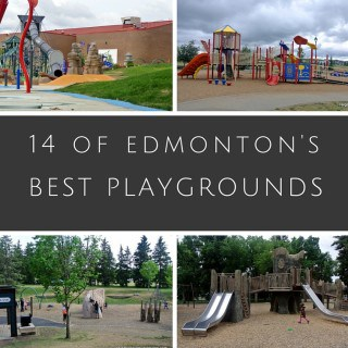 Edmonton's Best Playgrounds