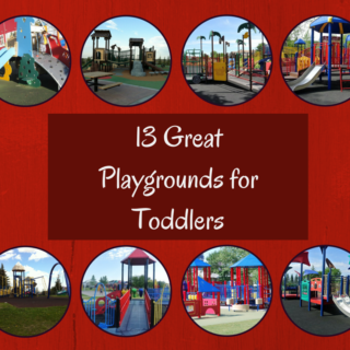 Great Calgary Playgrounds for Toddlers