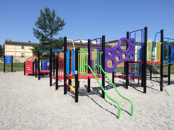 Saint Joseph School Playground