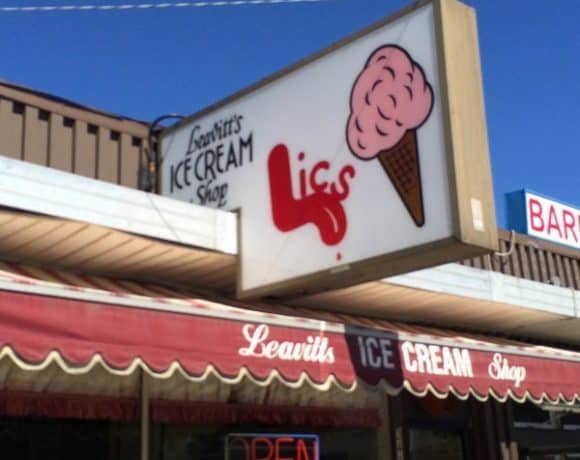 Lic's Leavitt's Ice Cream - In Search of Calgary's Best Ice Cream