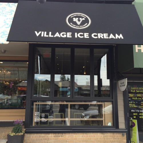 Village Ice Cream – In Search of Calgary's Best Ice Cream