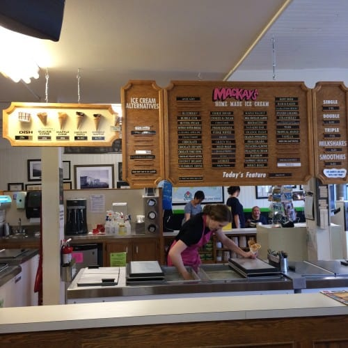 MacKay's Ice Cream - Cochrane - In Search of Calgary's Best Ice Cream