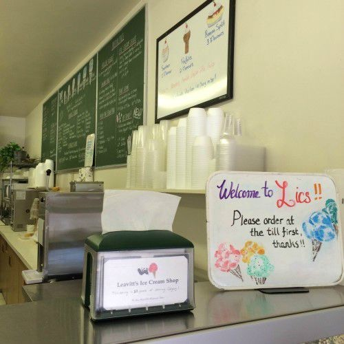 Lic's Leavitt's Ice Cream - In Search of Calgary's Best Ice Cream