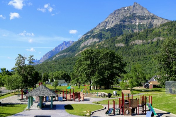Waterton Playground & Spray Park