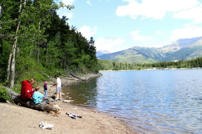What to Do with Kids in Waterton