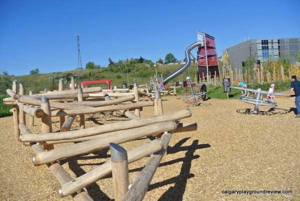 Telus Spark's Brainasium – Outdoor Park and Playground