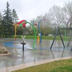 Blue Grass Sod Farm Central Play & Spray - Red Deer, Alberta