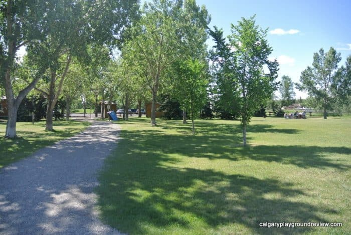 Best Cochrane Playgrounds - Cochrane Ranch - Cochrane, AB