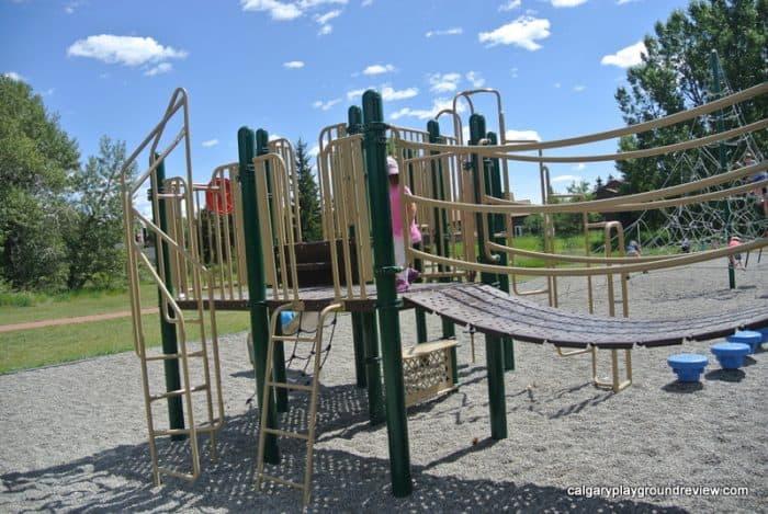Best Cochrane Playgrounds - William Camden Park Playground - Cochrane, AB