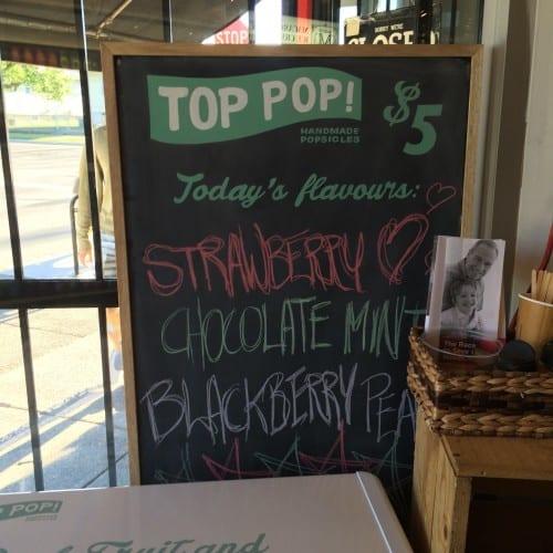 Top Pop Popsicles - Bridgeland Market