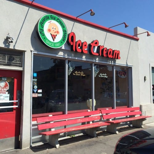 My Favourite Ice Cream Shoppe - In Search of Calgary's Best Ice Cream