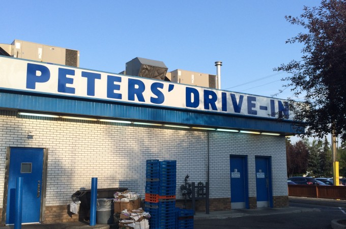 Peter's Drive-In - In search of Calgary's Best Ice Cream