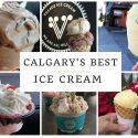 Calgary's Best Ice Cream