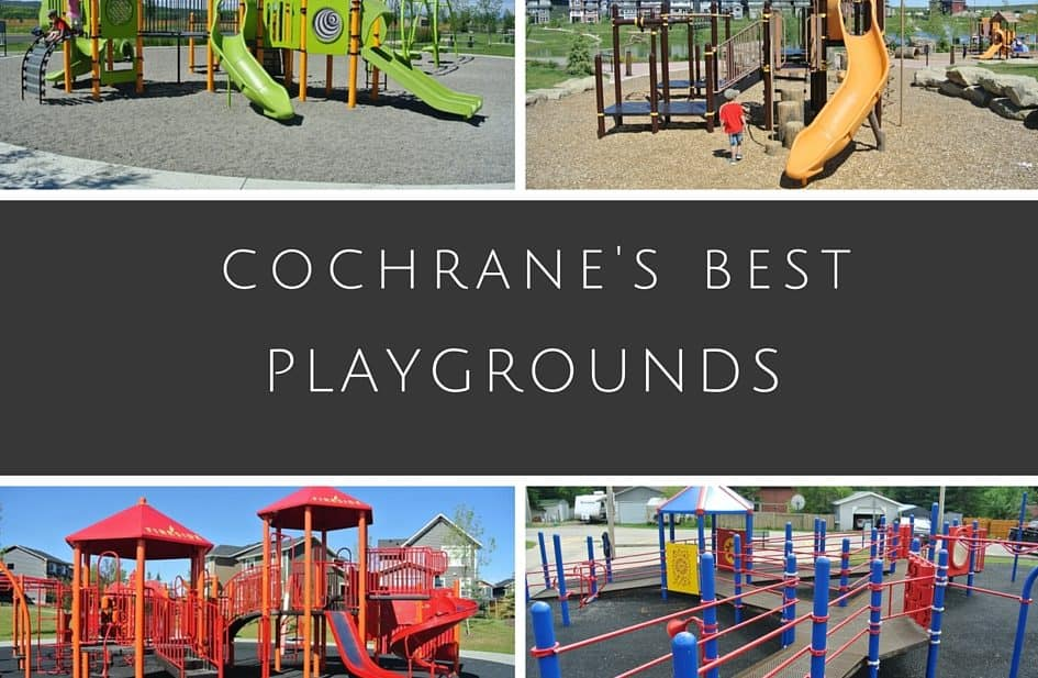 Cochrane's Best Playgrounds