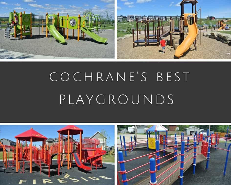 Cochrane's Best Playgrounds