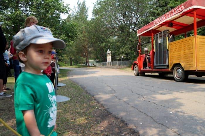 How We Had a Super Fun Vacation in Saskatoon - Saskatoon Forestry Farm Park and Zoo