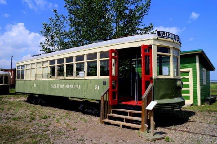 How We Had a Super Fun Vacation in Saskatoon - Saskatchewan Railway Museum