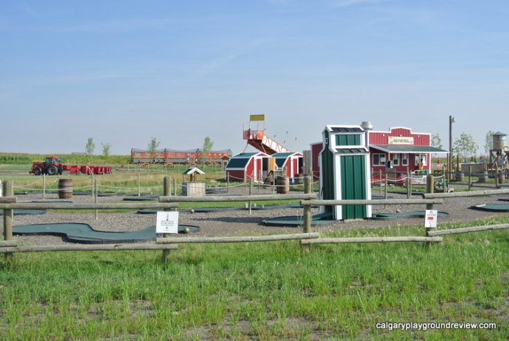 Calgary Corn Maze and Fun Farm Review
