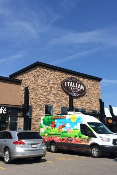 Italian Centre Shop – Willow Park – Calgary, AB – Eating Out With Kids in Calgary