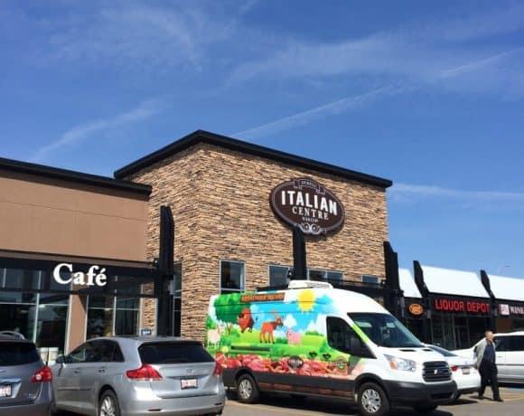 Italian Centre Shop