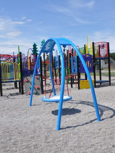 Maple Ridge School Playground