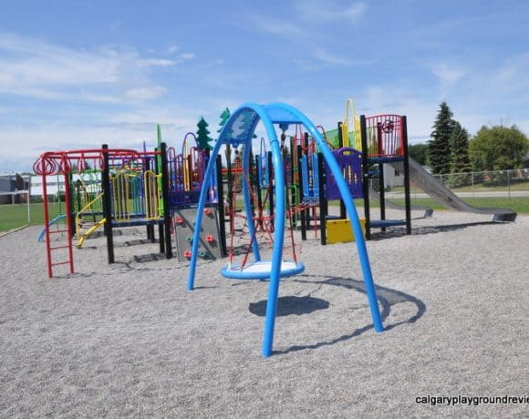 Maple Ridge School Playground - Calgary, AB
