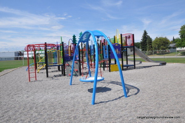 Maple Ridge School Playground