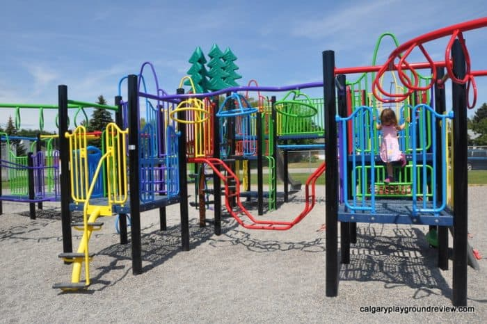 Maple Ridge School Playground - Calgary, AB