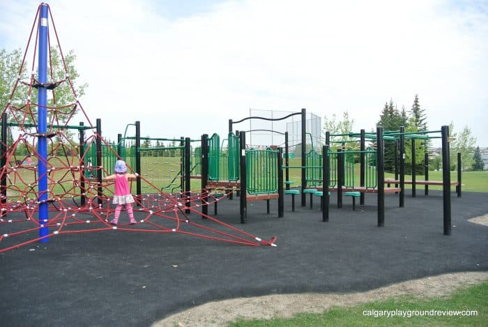 12 Mile Coulee School Playground, Calgary, AB