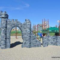 Nolancrest Heights Castle Playground