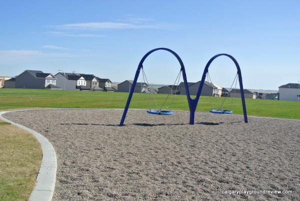 Nolan Hill Future School Site Playground - Calgary, AB