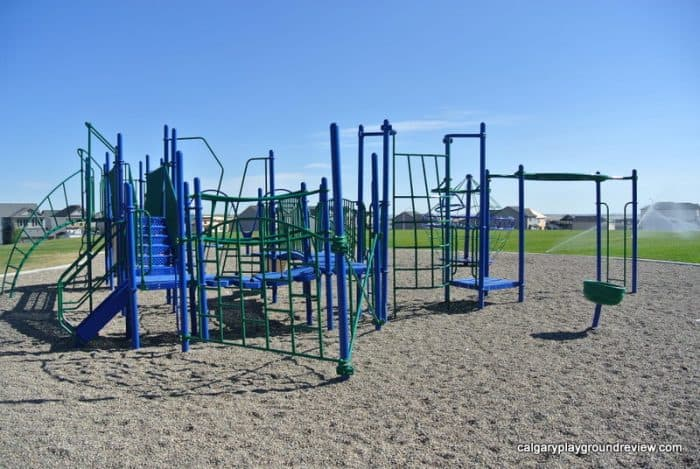 Nolan Hill Future School Site Playground - Calgary, AB
