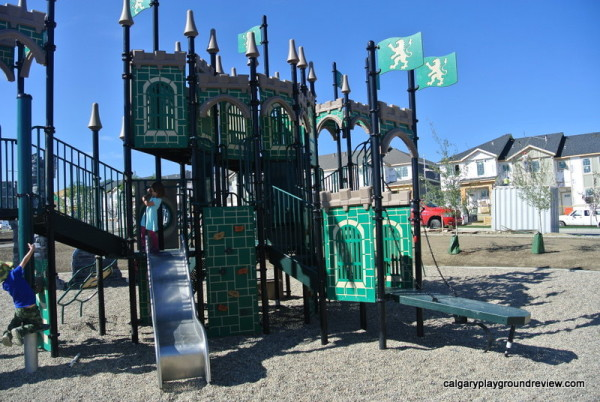 Nolan Hill Blvd Castle Playground - Calgary, AB