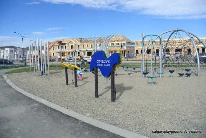 Cityscape Music Park Playground – Rotary-Mattamy Greenway