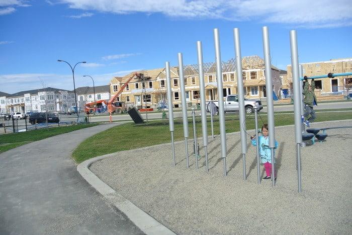 Cityscape Playground