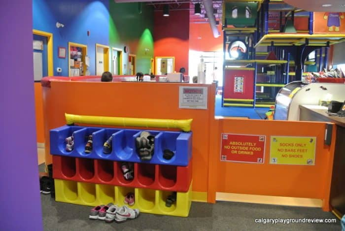 Joso's Play and Learn Centre - South - West Springs - Calgary indoor playgrounds
