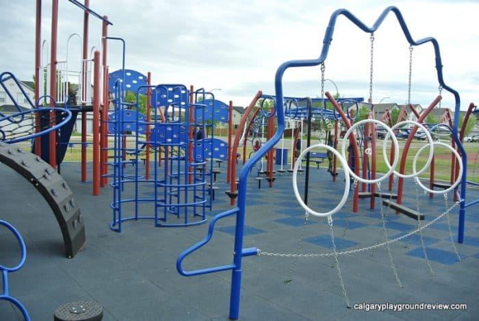St. Isabella School Playground - Calgary, AB