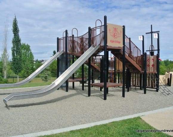 Elgin Ship Playground - Calgary, AB