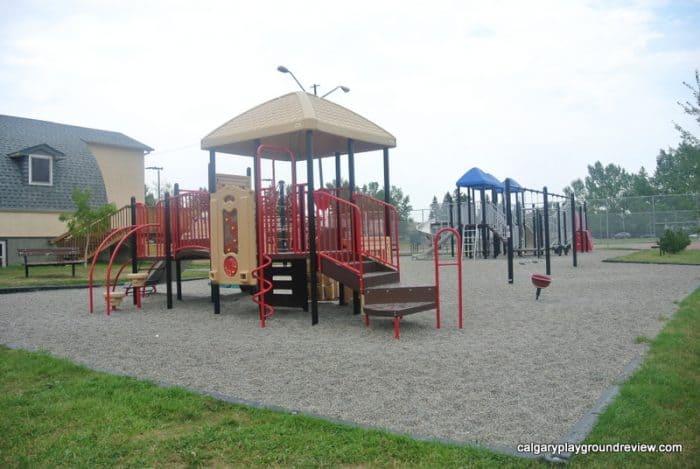 Windsor Park Community Centre Playground - Calgary, AB
