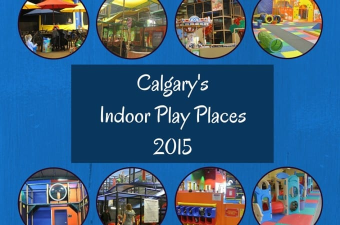 Calgary Indoor Play Places