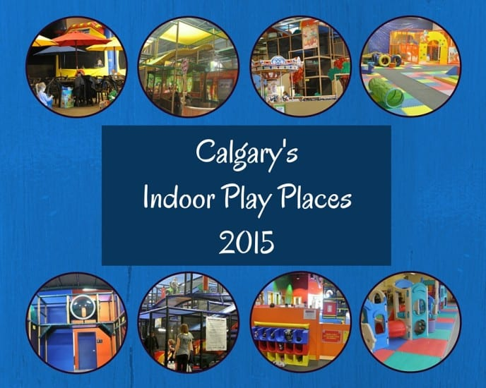 Calgary's Indoor Playgrounds – 2017