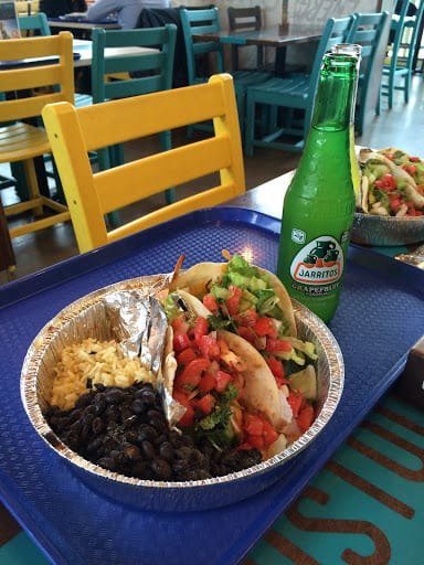 Costa Vida – Fresh Mexican Grill – Eating out with kids in Calgary