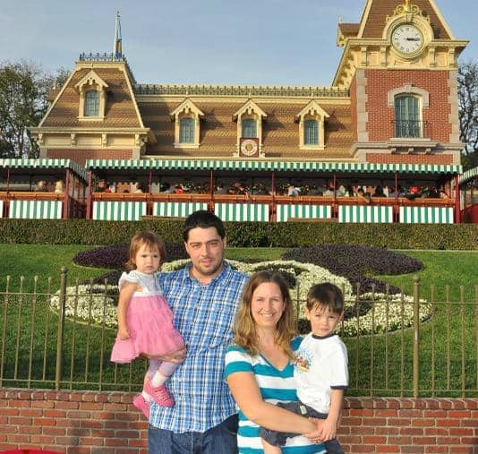 11 Tips for Taking a Toddler and a Preschooler to Disneyland