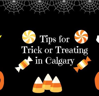 Tips for Trick or Treating in Calgary