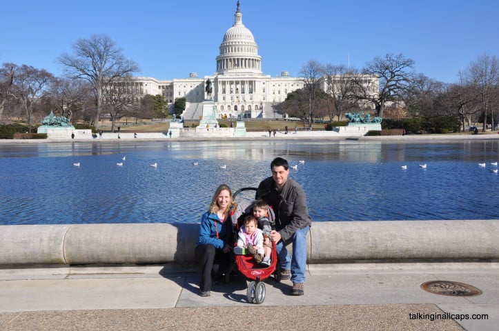 US Capitol Building - Washington, DC
