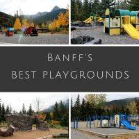 Banff's Best Playgrounds